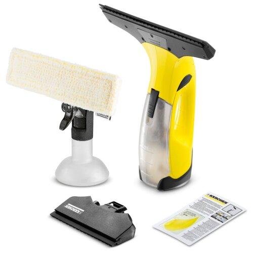 Ручной стеклоочиститель KARCHER WV 2 Premium, желтый