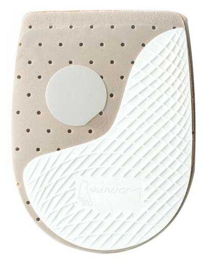 Luomma Подпяточник ортопедический клиновидный Lum702 бежевый/белый 3