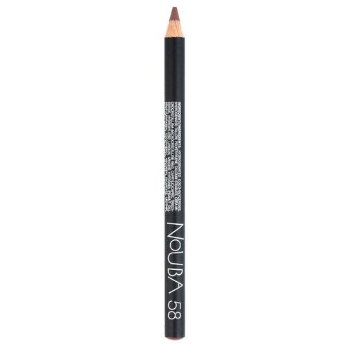Nouba Карандаш для губ Lip Pencil 58 карандаш для век eye pencil тон 01 nouba