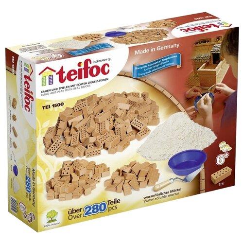 Фото - Дополнительные детали TEIFOC Classics TEI1500 конструктор teifoc classics tei9010 цветник