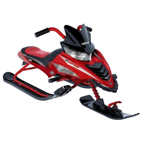 Снегокат Yamaha Viper Snow Bike красный yamaha fp8500c