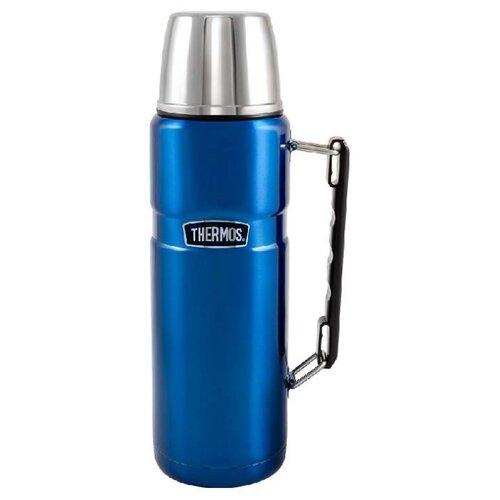 Классический термос Thermos SK-2010 (1,2 л) синий классический термос thermos sk 2010 1 2 л малиновый