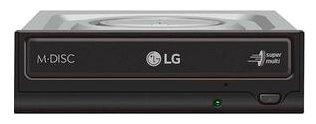 LG Оптический привод LG GH24NSD5 Black