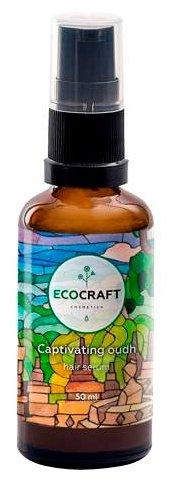 EcoCraft Сыворотка для блеска и гладкости волос