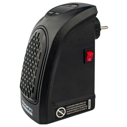 Тепловентилятор PROFFI PH8734 черныйОбогреватели<br>