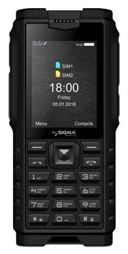 Sigma mobile Телефон Sigma mobile X-treme DZ68