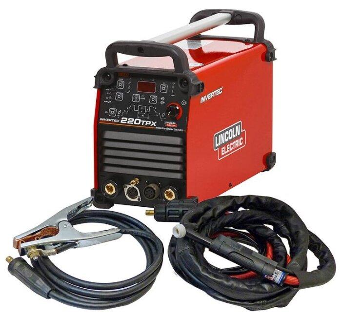 Сварочный аппарат LINCOLN ELECTRIC INVERTEC 220TPX