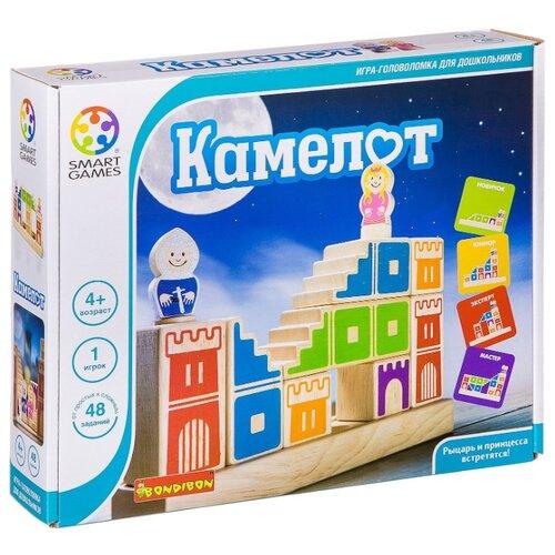 Купить Головоломка BONDIBON Smart Games Камелот (ВВ0848), Головоломки