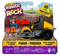 Кинетический песок Kinetic Sand Rock с машиной