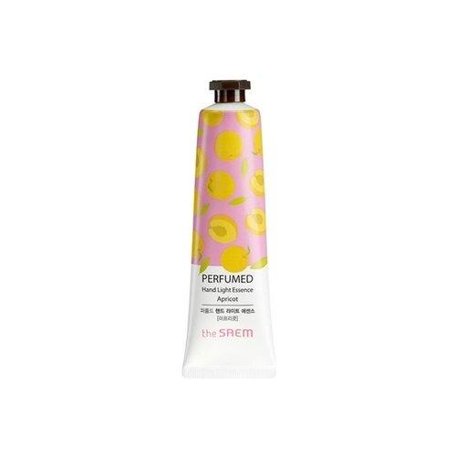 Крем-эссенция для рук The Saem Perfumed hand light essence Apricot 30 мл цена 2017