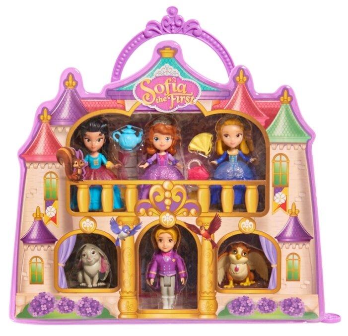Игровой набор Just Play София Прекрасная - Волшебный замок 93355