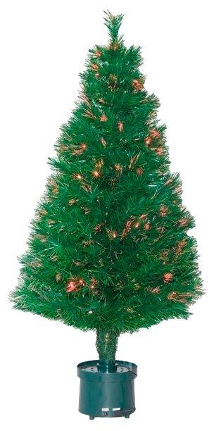 Giftree Crafts Ель искусственная Искристая со светодиодами 1.2 м