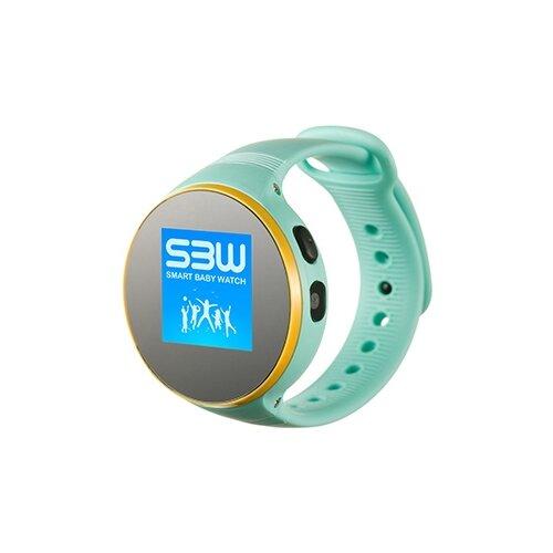 Фото - Детские умные часы Smart Baby Watch SBW One зеленый часы smart baby watch s4 зеленый