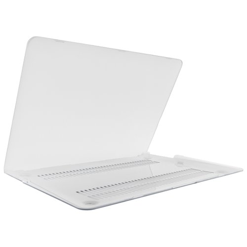 Чехол-накладка vlp Protective plastic case for MacBook Air 13 белый