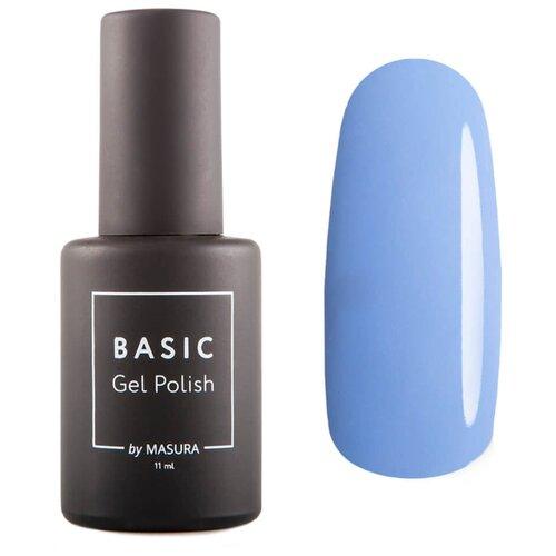 Гель-лак Masura Basic 11 Голубая КошкаГель-лак<br>