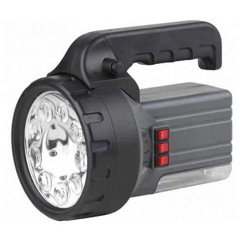 Ручной фонарь ЭРА FA55M серый/черный