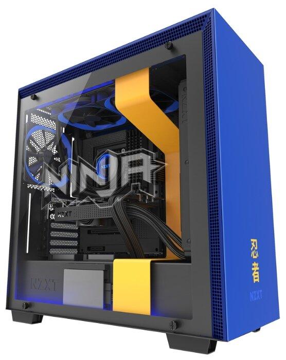 NZXT Компьютерный корпус NZXT H700i Ninja