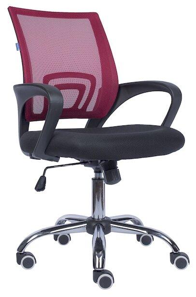 Кресло для персонала EVERPROF EP 696 сетка серый