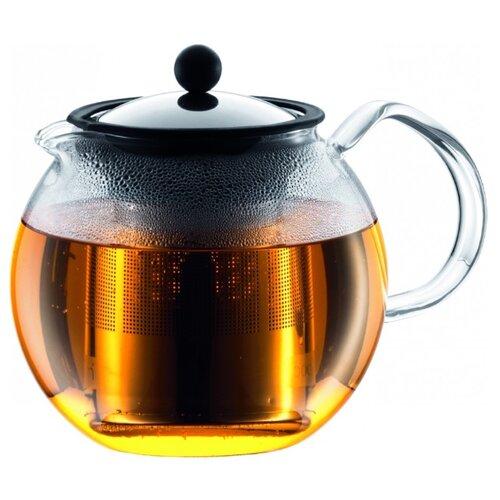 Bodum Заварочный чайник Assam 1 л хром