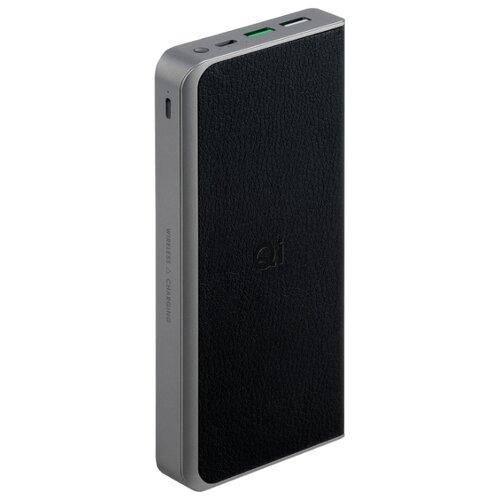 Аккумулятор INTERSTEP PB12Qi черный  - купить со скидкой