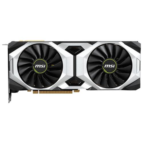 Купить Видеокарта MSI GeForce RTX 2080 1515MHz PCI-E 3.0 8192MB 14000MHz 256 bit HDMI HDCP Ventus Retail