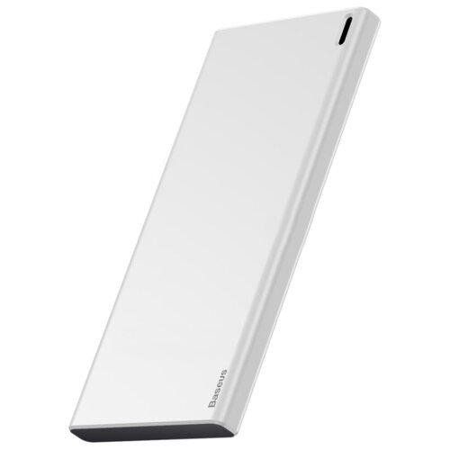 Аккумулятор Baseus Choc Powerbank 10000 mAh белыйУниверсальные внешние аккумуляторы<br>