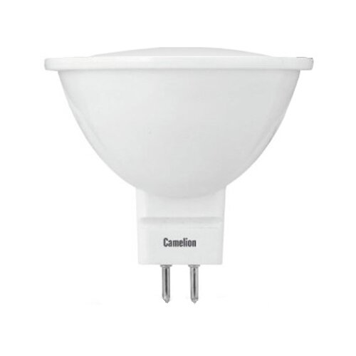 цена на Лампа светодиодная Camelion 12025, GU5.3, MR16, 5Вт