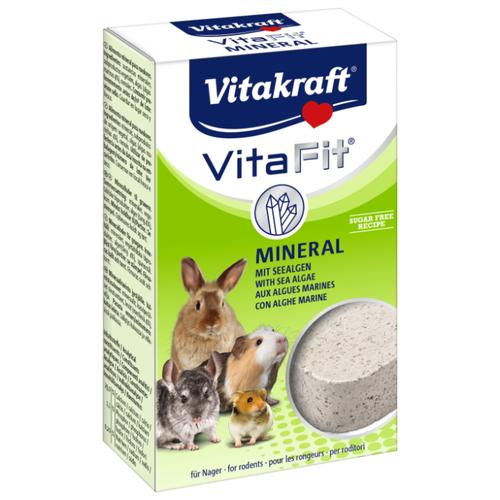 Лакомство для кроликов, грызунов Vitakraft VITA Fit MineralЛакомства для грызунов<br>