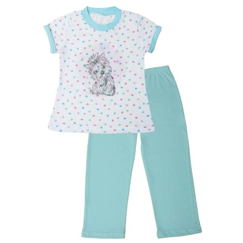 Пижама KotMarKot размер 116, розовыйДомашняя одежда<br>