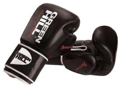 Боксерские перчатки Green hill Arsenal (BGA-2236)