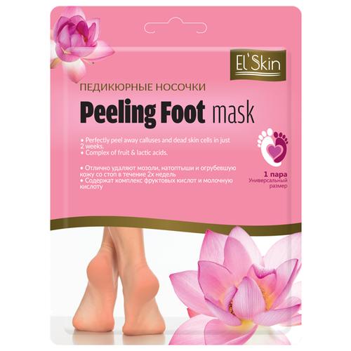 El'Skin Маска-носки Педикюрные носочки 75 г педикюрные носочки суси