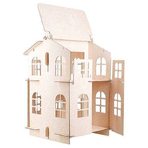 Купить DOMIK.TOYS кукольный домик Совёнок-Рита, Кукольные домики