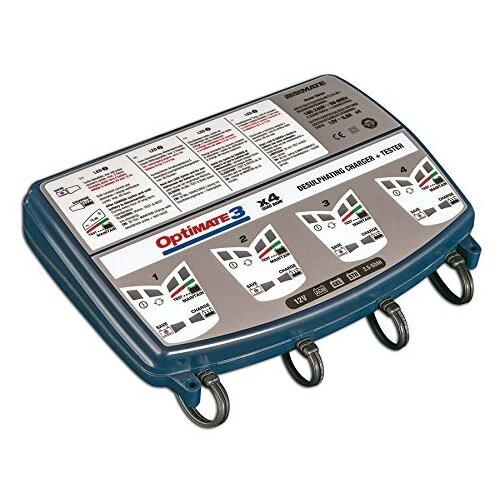 Зарядное устройство Optimate 3 x 4 синий