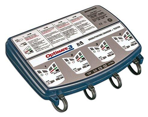 Зарядное устройство Optimate 3 x 4