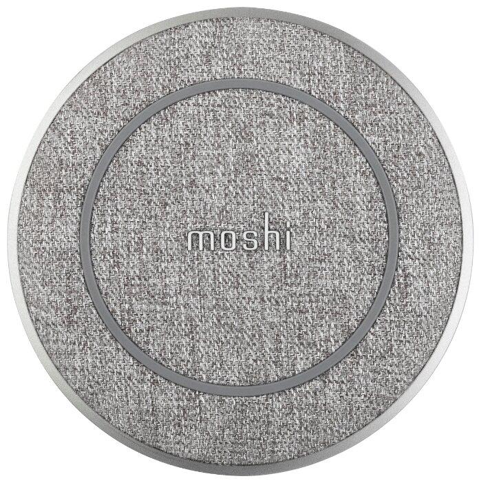 Беспроводная сетевая зарядка Moshi Otto Q, альпийский серый фото 1