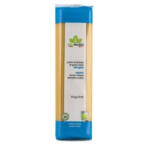 Bioitalia Макароны Organic Linguine, 500 гМакароны<br>