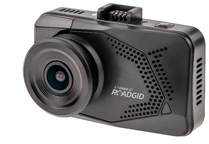 Видеорегистратор с сигнатурным радар-детектором ROADGID X7 GIBRID GT GPS/ГЛОНАСС