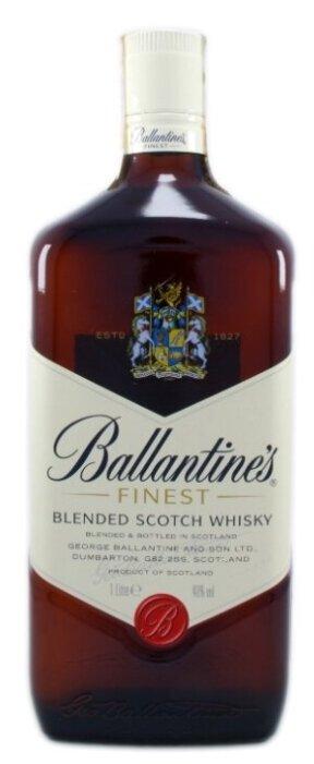Виски Ballantine's Finest, 1 л