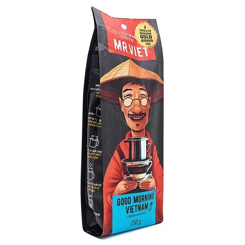 Кофе молотый Mr.Viet Good Morning Vietnam, 250 г good morning vietnam original motion picture sountrack