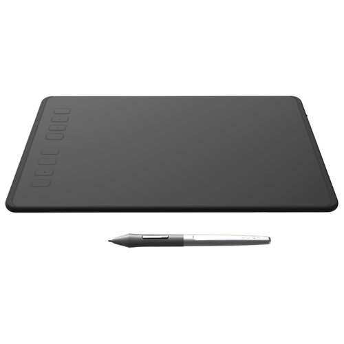 Графический планшет HUION H950P черный