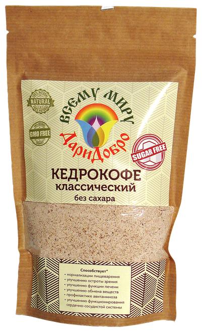 Цикорий ДариДобро Кедрокофе Классический на натуральных молочных сливках без сахара