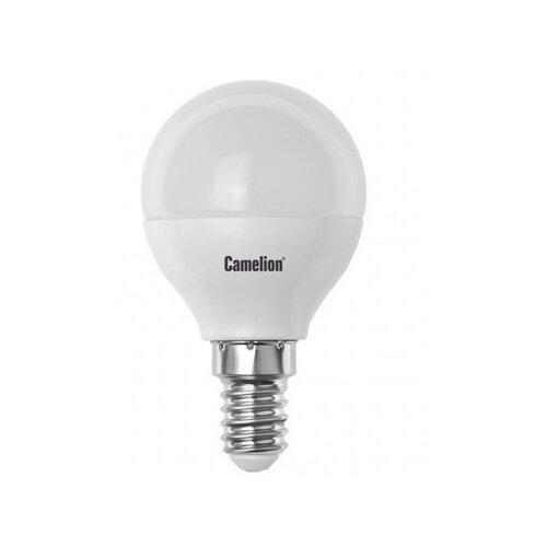 Лампа светодиодная Camelion 12029, E14, G45, 5Вт лампа светодиодная navigator 5вт e14 400лм 4000k 230в шар g45