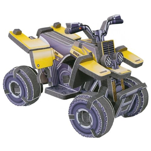 Сборная модель Умная Бумага Квадроцикл (079)Сборные модели<br>