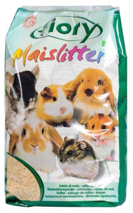 Наполнитель FIORY кукурузный для грызунов Maislitter, 5л