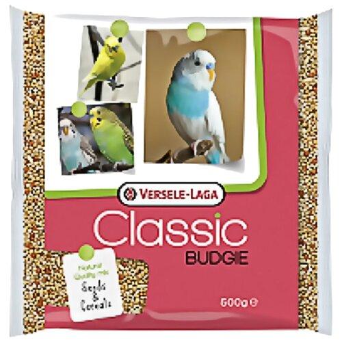 Versele-Laga корм Classic Budgie для волнистых попугаев 500 гКорма для птиц<br>