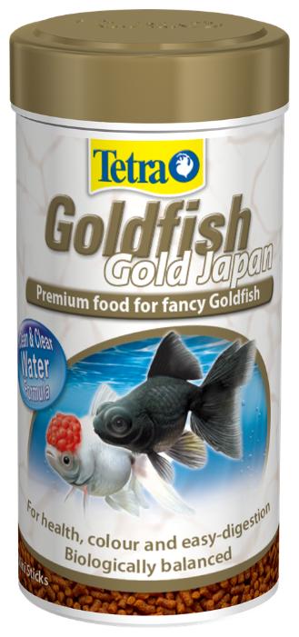 Сухой корм Tetra Goldfish Gold Japan для рыб