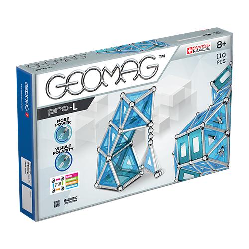 Купить Магнитный конструктор GEOMAG PRO L 024-110, Конструкторы