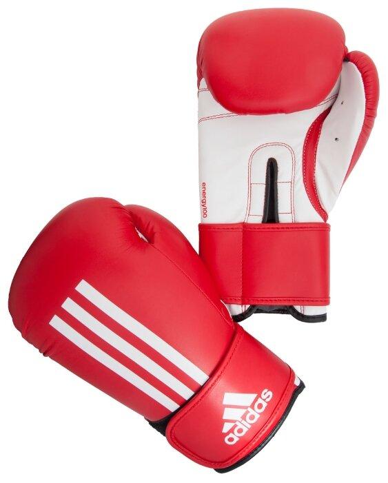 Боксерские перчатки adidas Energy 100 синий/белый 8 oz