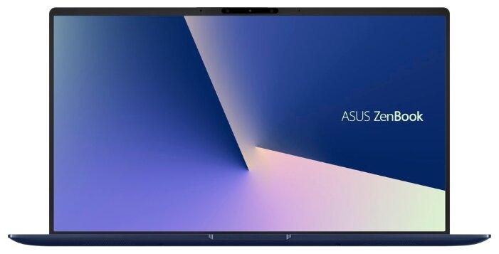 "Ноутбук ASUS ZenBook 14 UX433FN (Intel Core i5 8265U 1600 MHz/14""/1920x1080/8GB/256GB SSD/DVD нет/NVIDIA GeForce MX150/Wi-Fi/Bluetooth/Windows 10 Home)"