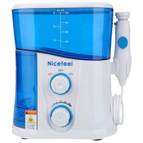 Ирригатор Nicefeel FC 188 UV, белый/синийИрригаторы<br>